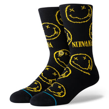Nirvana Smiley Face Socks