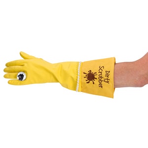 Washing Up Gloves - Dirty Scrubber