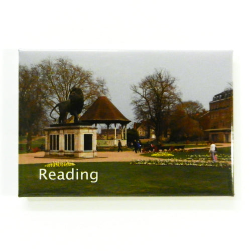 Reading Forbury Gardens Magnet