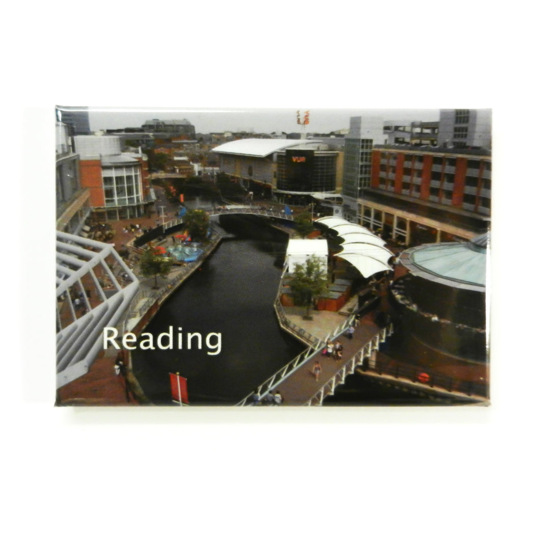 Reading Oracle Riverside Magnet