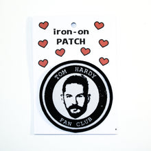 Tom Hardy Fan Club Iron-On Patch
