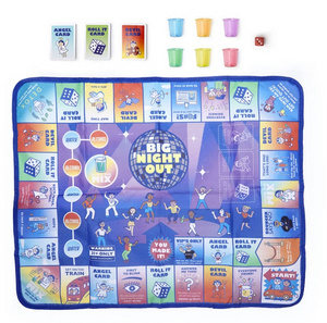 Big Night Out Party Game