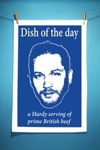 Tom Hardy Tea Towel
