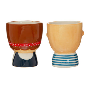 Libby and Ross Ceramic Egg Cups
