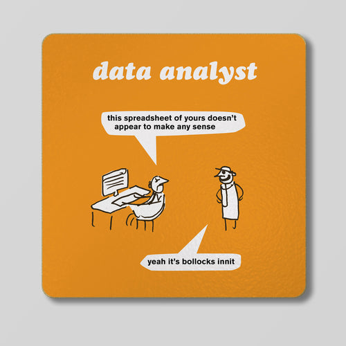 Data Analyst Coaster