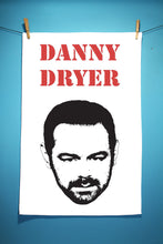 Danny 'Dryer' Dyer Tea Towel
