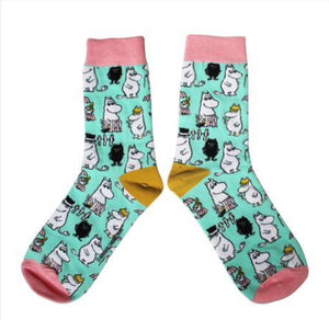Moomin socks- family