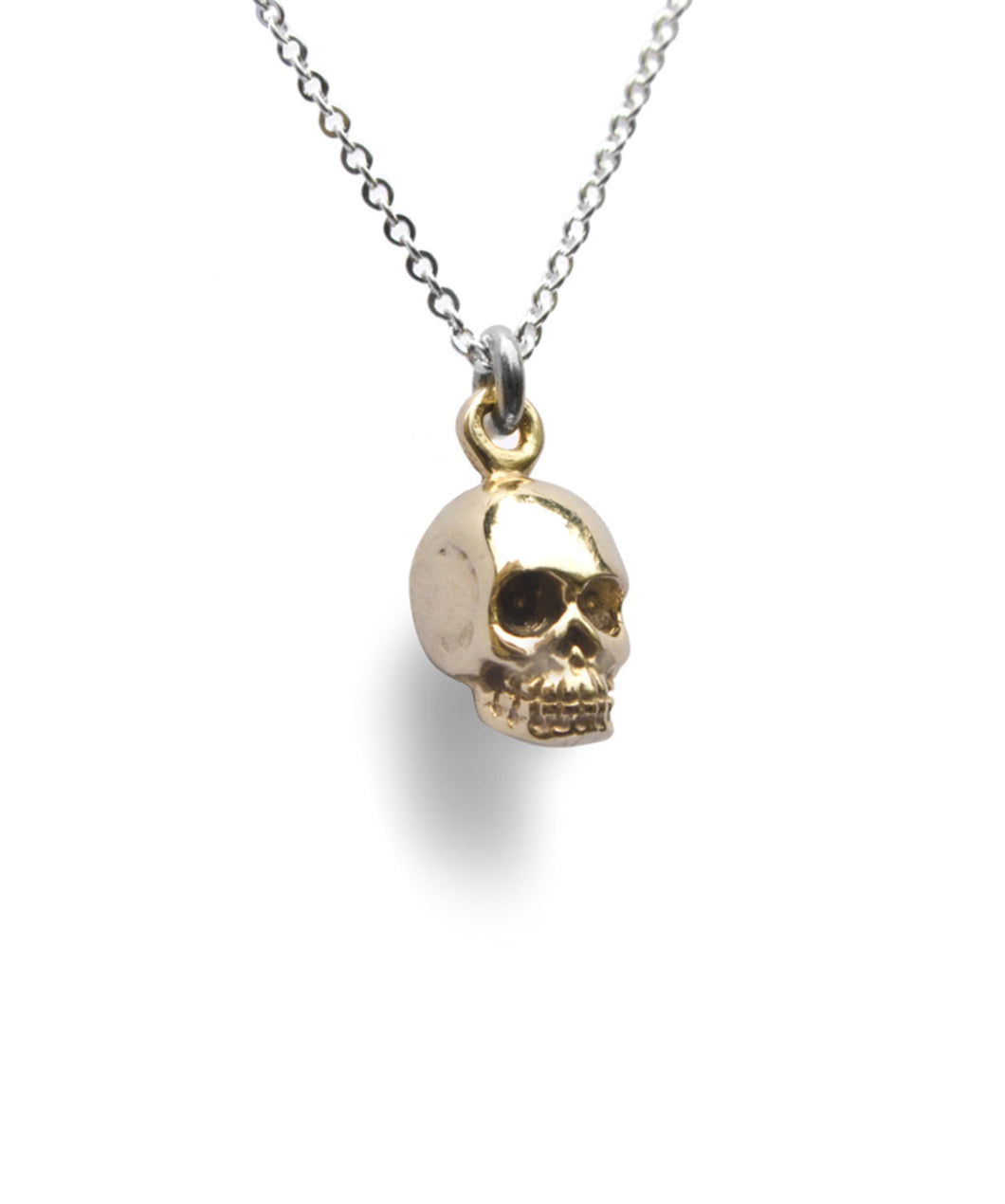 Momento Mori Necklace by Tales From The Earth