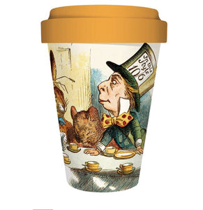 The Mad Hatter's Tea Party Travel Mug
