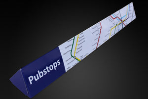 Pubstops of Reading poster