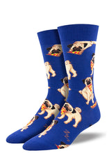 Man's Best Friend Socks Mens