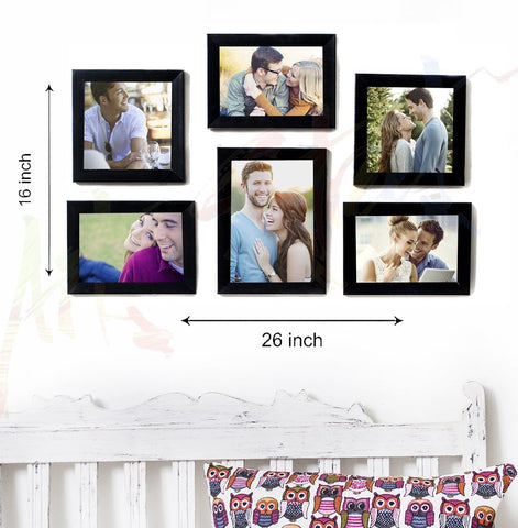 Buy Wall Photo Frames Online - Single & Multi Photo Frames in India ...