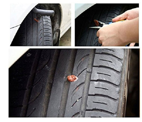 Image result for Car Tyre Puncture Repair Kits