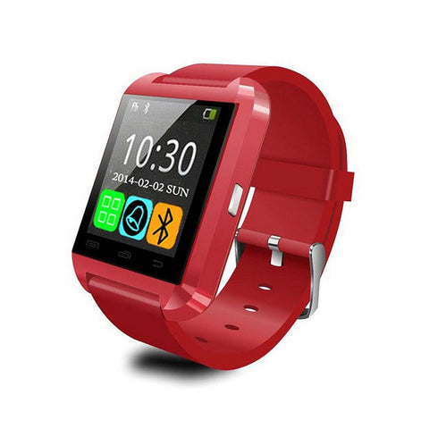 U8 Smart Watch (Red)