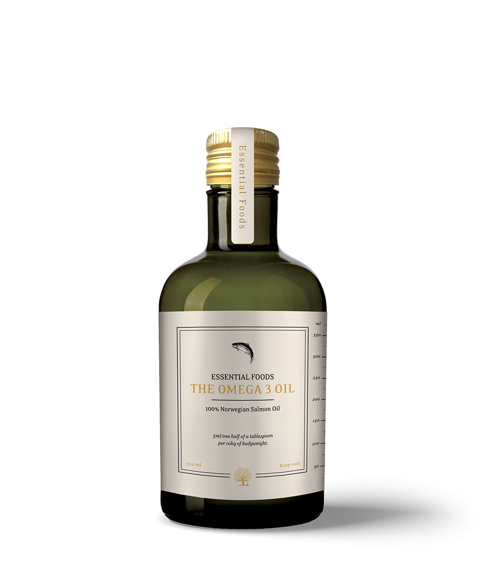 Essential Foods The Omega 3 Oil 500 ml