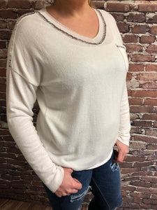 Forever v neck sweater