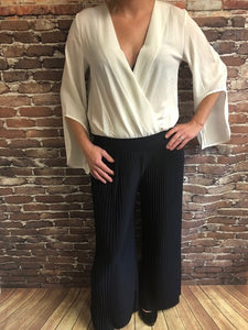 Estelle Pleated trousers
