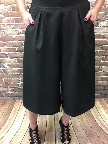 Curiously hers culottes
