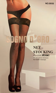 Fishnet stockings 8050