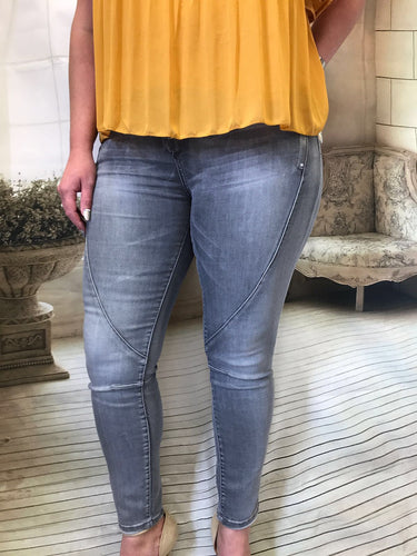 Daisy dove grey jeans