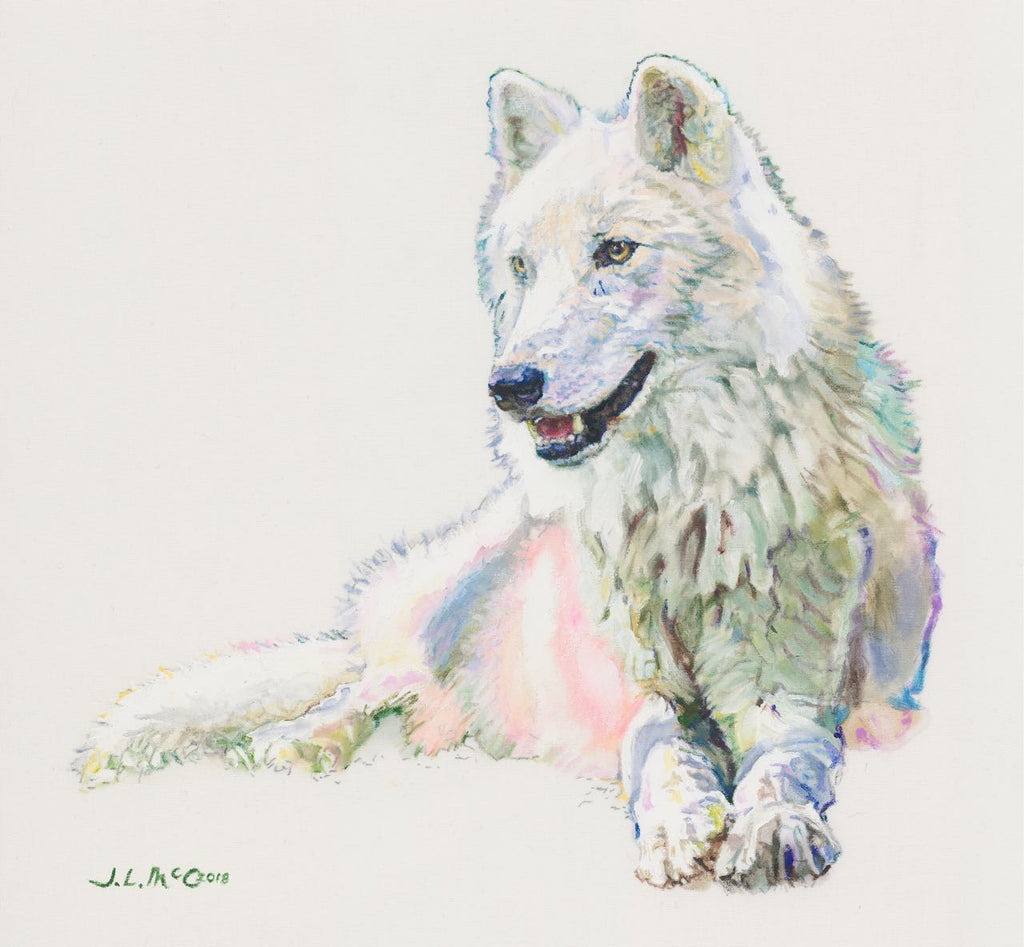Print Release and Auction of 'Atka' Painting