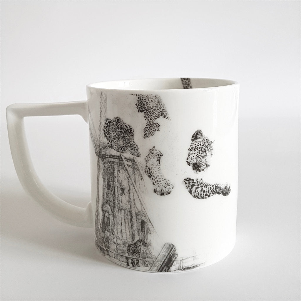 Our Forefathers Our Loss Fine China Mug