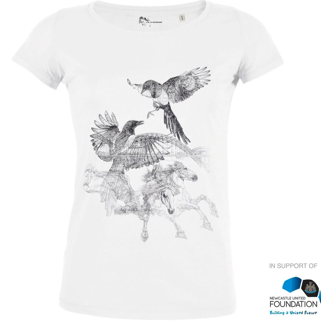 Newcastle Women's Organic Cotton T-shirt