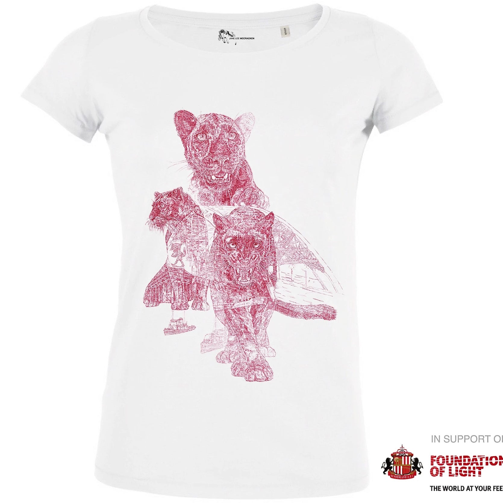 Panthers Women's T-shirt