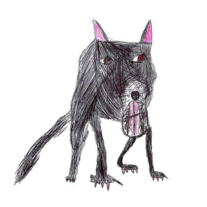 Tasmanian Devil by Harry Exhibition Print