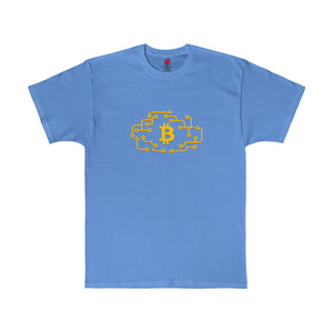 Btc Tee Cloud Circuit Carolina Blue