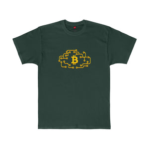 Btc Tee Cloud Circuit Deep Forest
