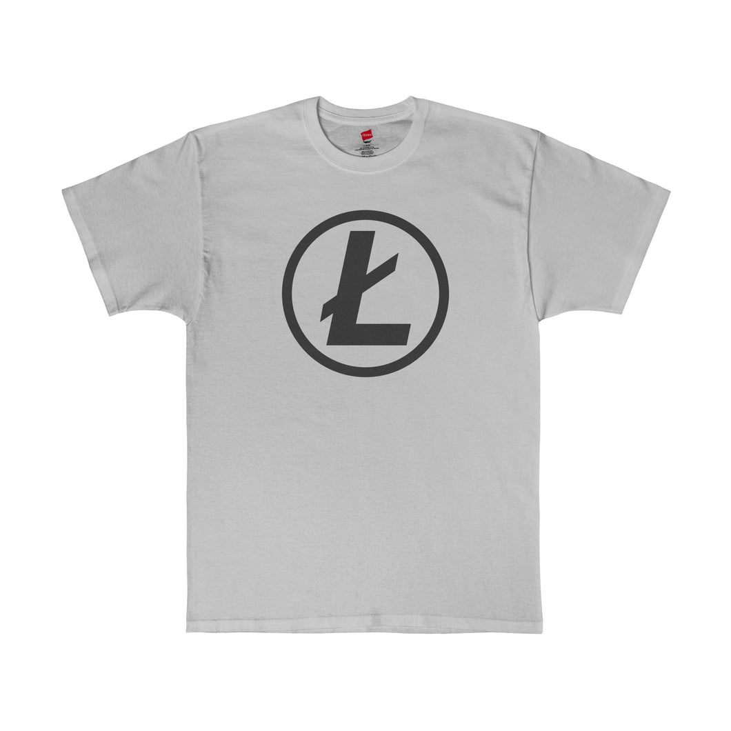 Ltc Tee Minimal Light Steel