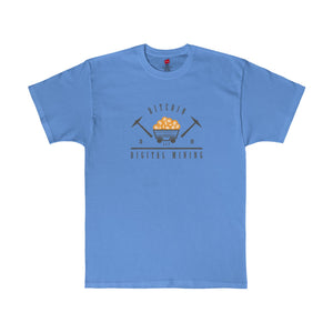 Btc Tee Digital Mining Carolina Blue
