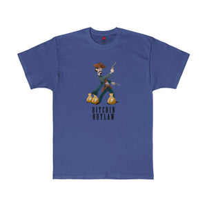 Btc Tee Outlaw Deep Royal