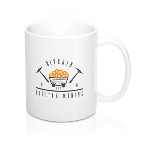 Digital Mining Mug 11oz