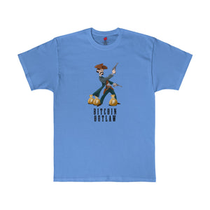 Btc Tee Outlaw Carolina Blue