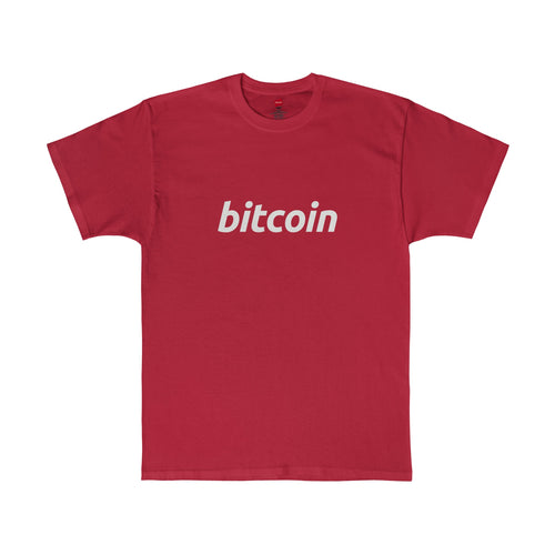 Btc Tee Classic Colors Deep Red