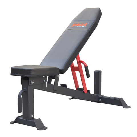 Commercial Utility Exercise Bench - Pivot