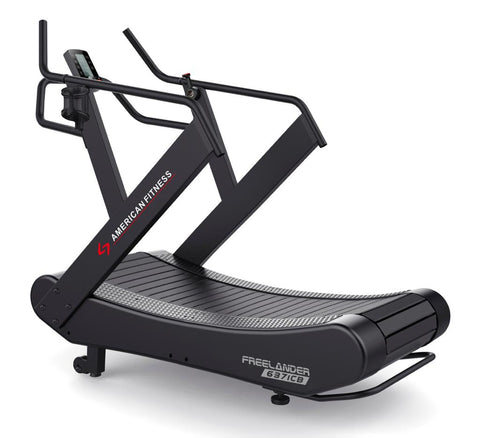 Manual Curved Treadmill