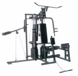 Four Station Multi-Gym Body Builder