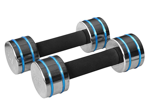 Pair of Iron Dumbbell Set