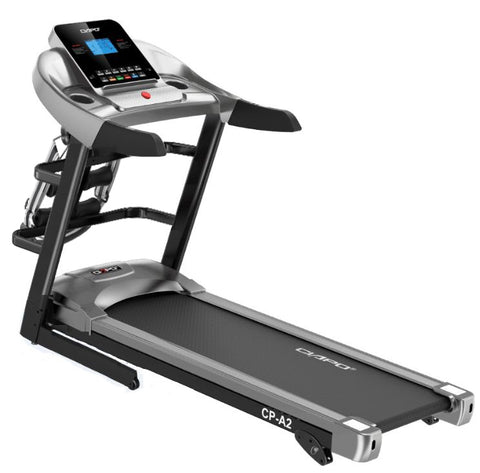 2.5HP Treadmill with Massager, Music, 120kg User & Incline (Nashua)