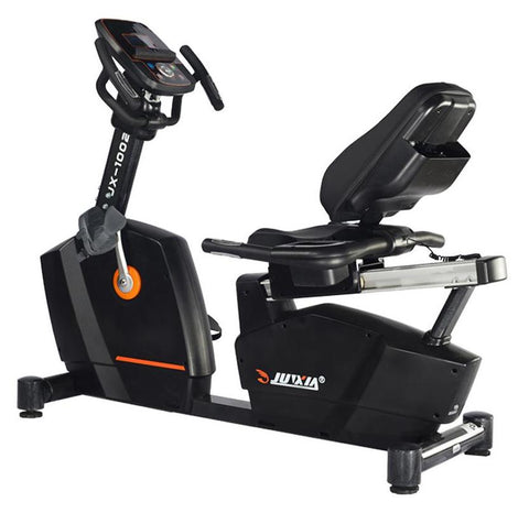 Commercial Heavy-Duty Recumbent Exercise Bike