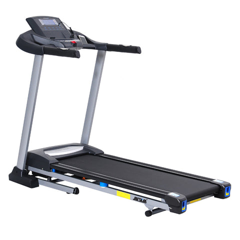 Treadmill Exercise Machine with Music, Incline & 120kg User