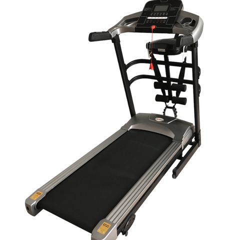 2HP Treadmill Exercise Machine with Massager & Music (Nashua)