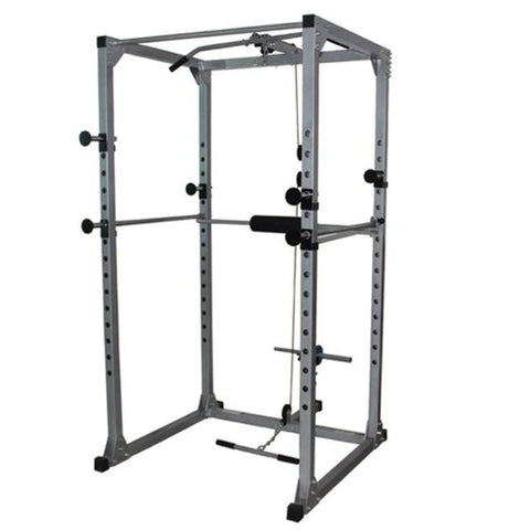 Power Rack (Squat Rack) with Lat Pull Down
