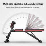 Adjustable Exercise Workout Bench