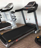 4.5HP Treadmill with Touchscreen, TV, WiFi, Music (Nashua)