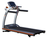 Deluxe 4HP Commercial Treadmill with TV, Music, WIFI, & Android