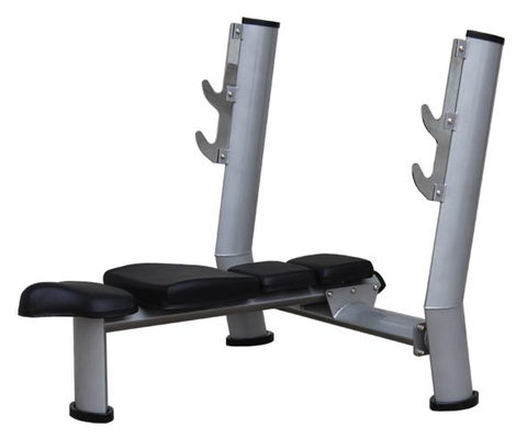 Commercial Olympic Flat Weight Lifting Bench